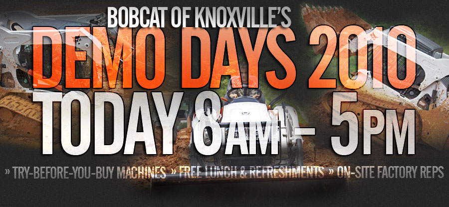 Bobcat of Knoxville | Compact Equipment